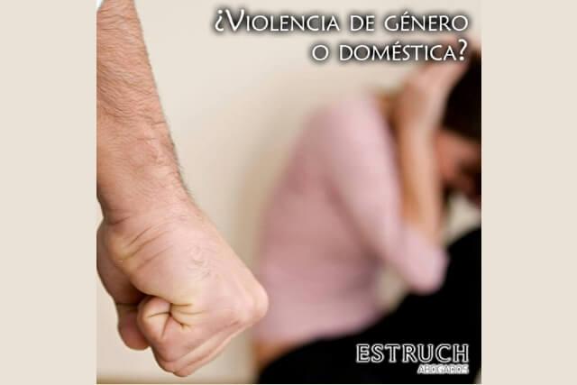 Violencia doméstica y violencia de género…¿conoces sus diferencias y similitudes?