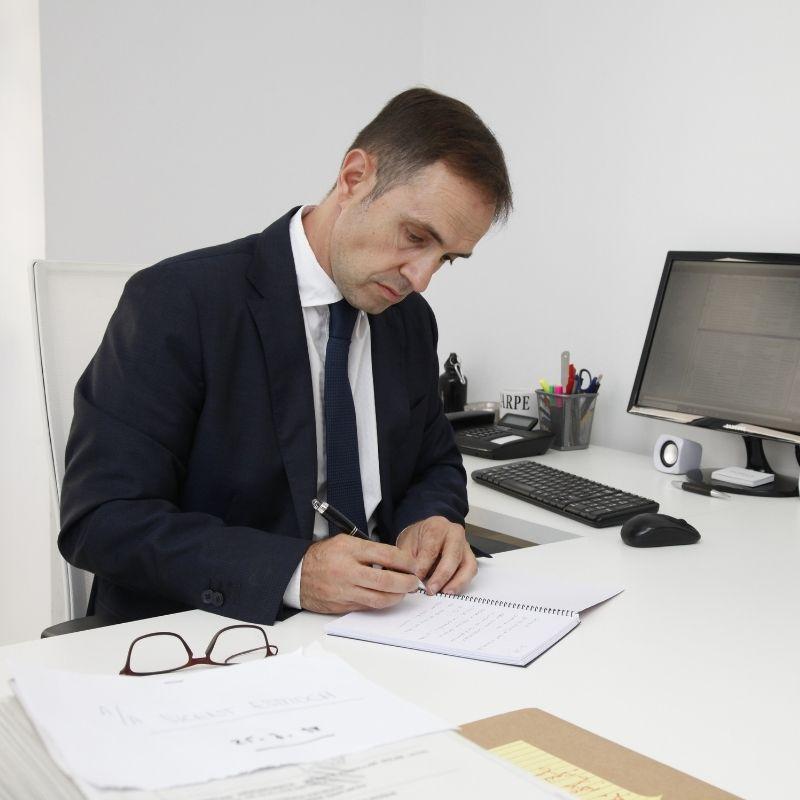 equipo abogados gandia - Vicent Estruch