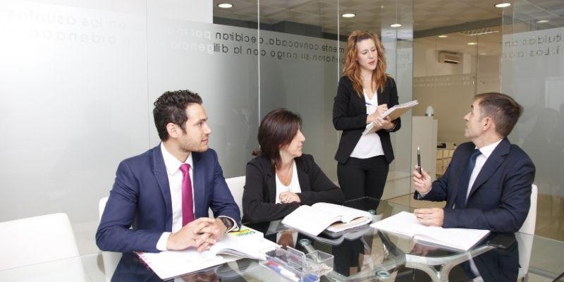 equipo profesional abogados gandia - Estruch